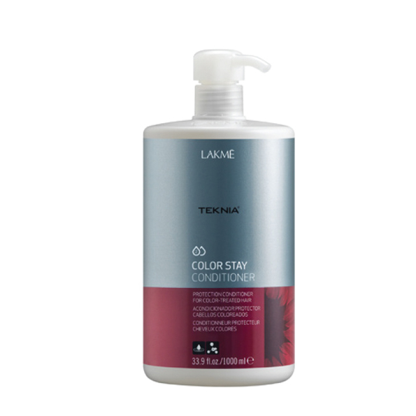 lakme teknia color stay conditioner 1000ml