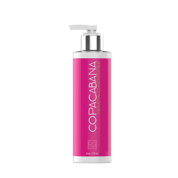 RG COSMETICS COPABANA KERATIN CONDITIONER 8oz