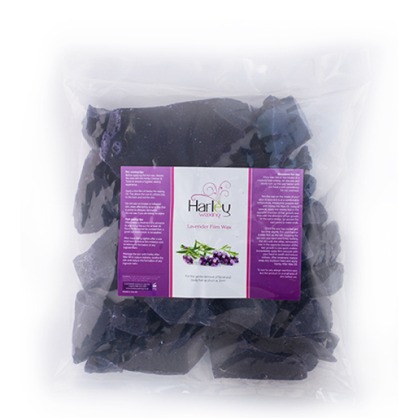 HARLEY WAXING FILM WAX LAVENDER