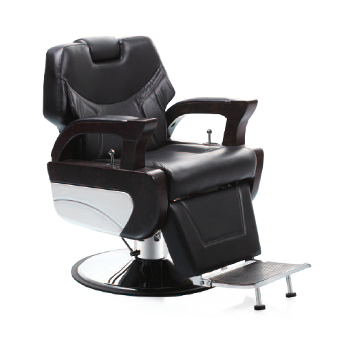 M2-003 Maestro Gents Salon Chair - Black