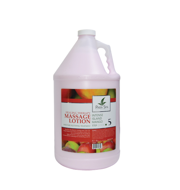 PARA SPA MASSAGE LOTION - MANGO 1 GAL