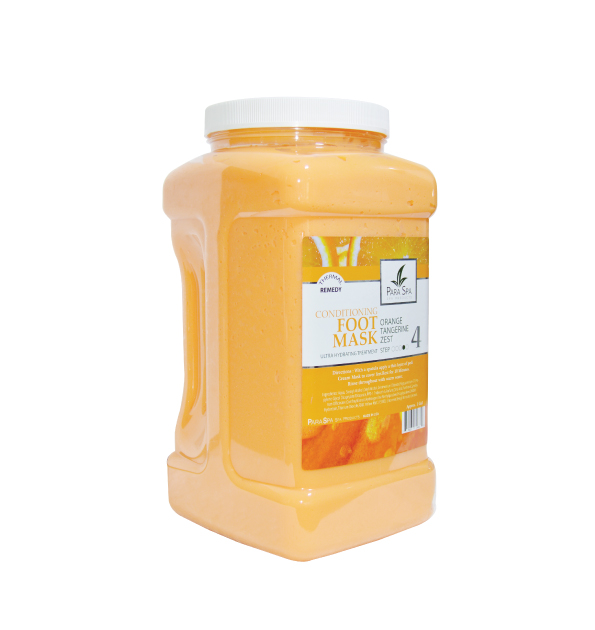 FOOT MASK - MANDARIN 1 GAL