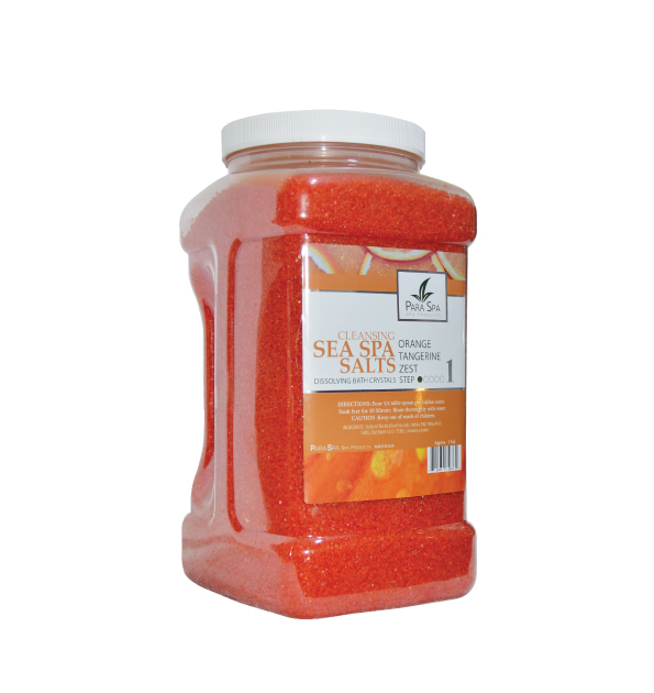 Sea Spa Salt - Tangerine 1 Gal