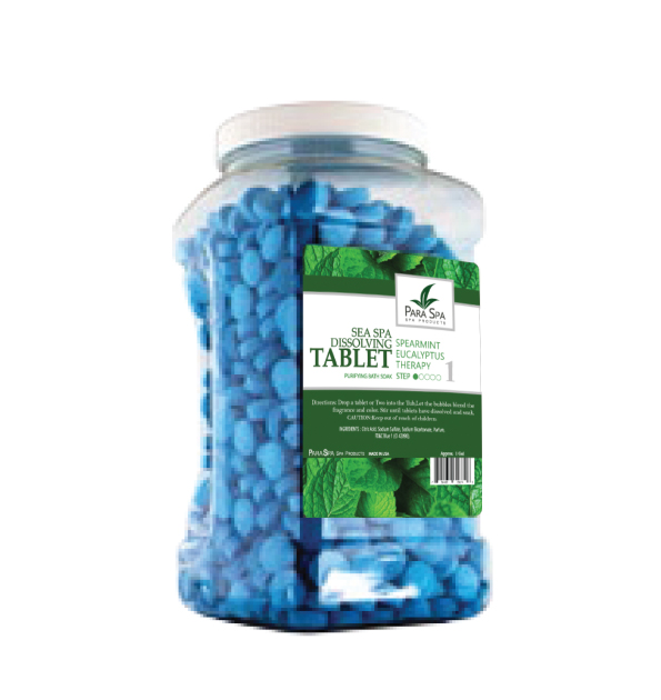 SEA SPA TABLET - SPEARMINT 1 GAL