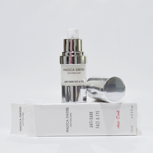 MADICA SWISS ANTI DARK  FACE & EYE 15ML