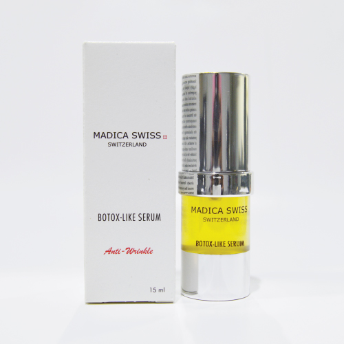 MADICA SWISS BOTOX LIKE SERUM 15ML