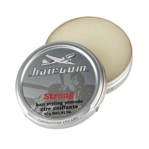 HAIRGUM STRONG HAIR STYLING POMADE 40G