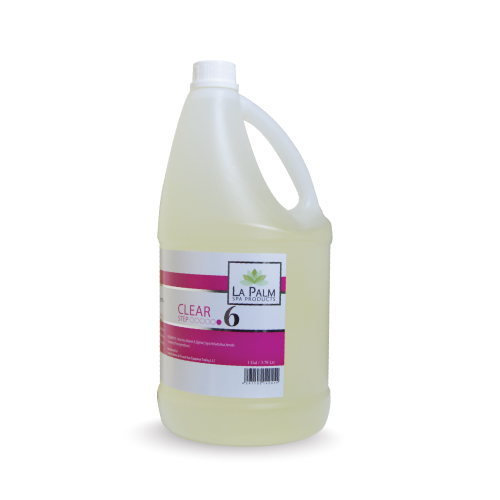 LA PALM MASSAGE OIL CLEAR 1 GAL