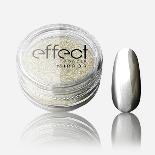 silcare mirror effect powder