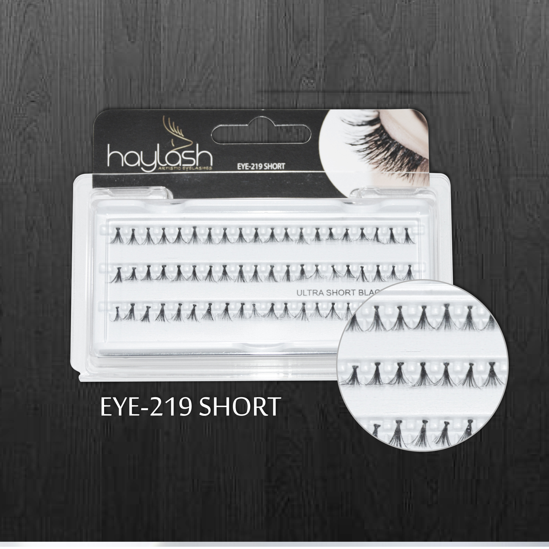 HAYLASH ULTRA BLACK EYELASH