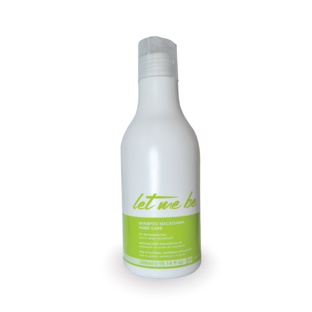 LET ME BE SHAMPOO HOME CARE MACADAMIA 300 ML
