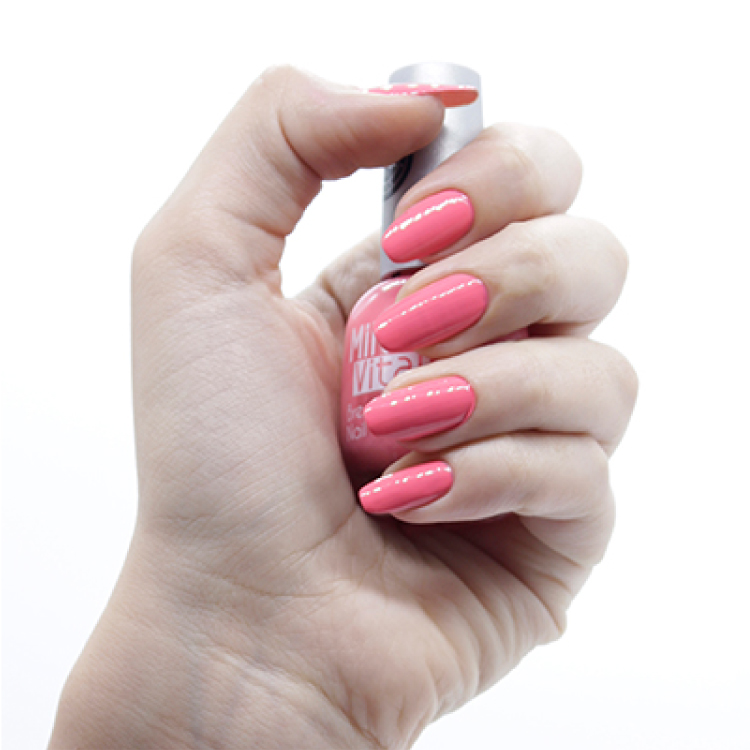 Minevital Breathable Nail Candy Pink .5oz