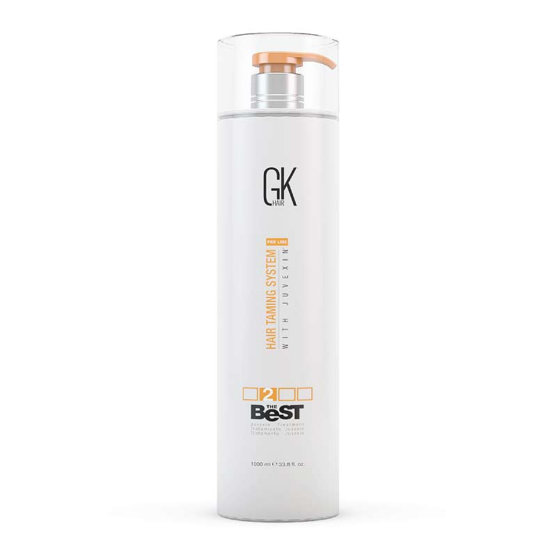 GK Hair the best juvexin treatment
