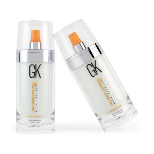 gk hair Leave in Spray 120ml