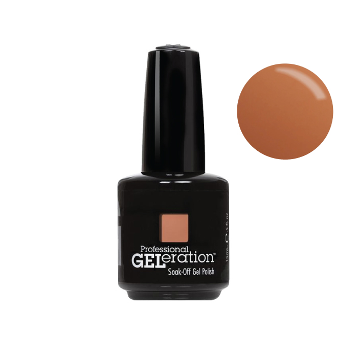 jessica geleration nail polish - woody