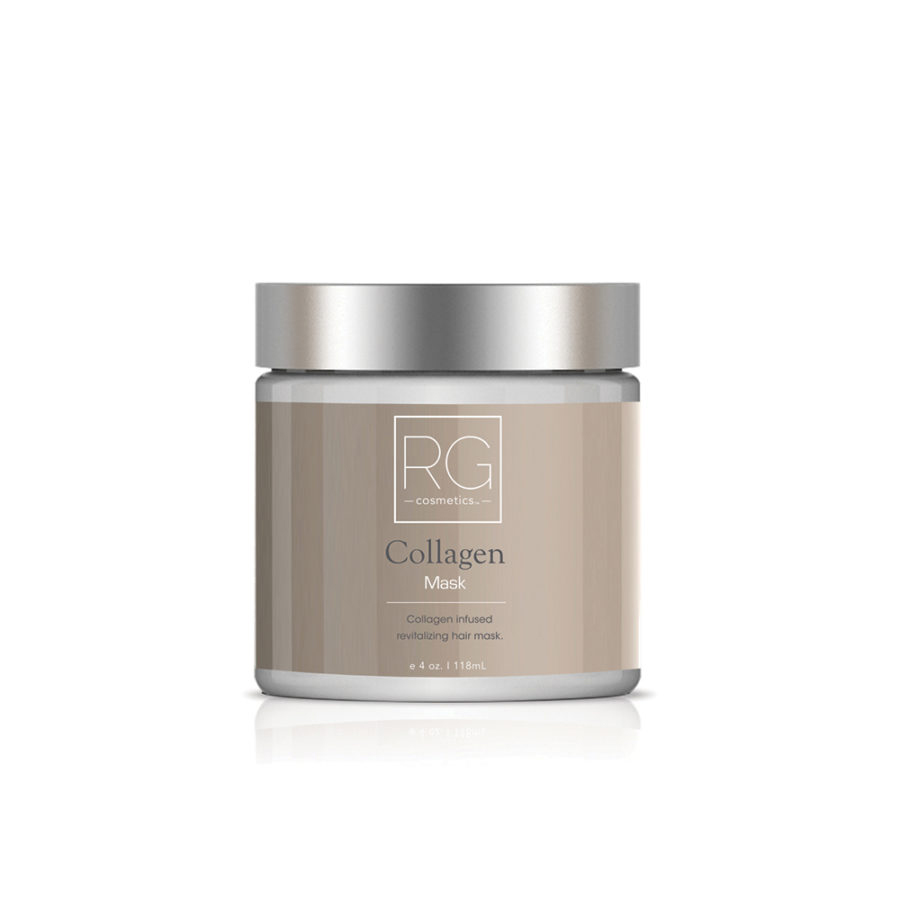rg cosmetics collagen hair mask 4 oz , beauty products in dubai