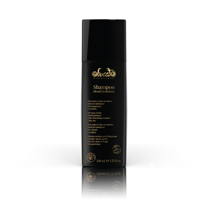 sweet professional blend hydration shampoo