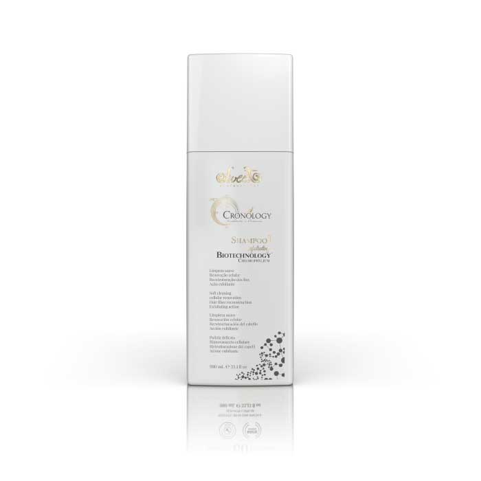 Cronolgy Shampoo 1 available at cosmeticatrading middle east
