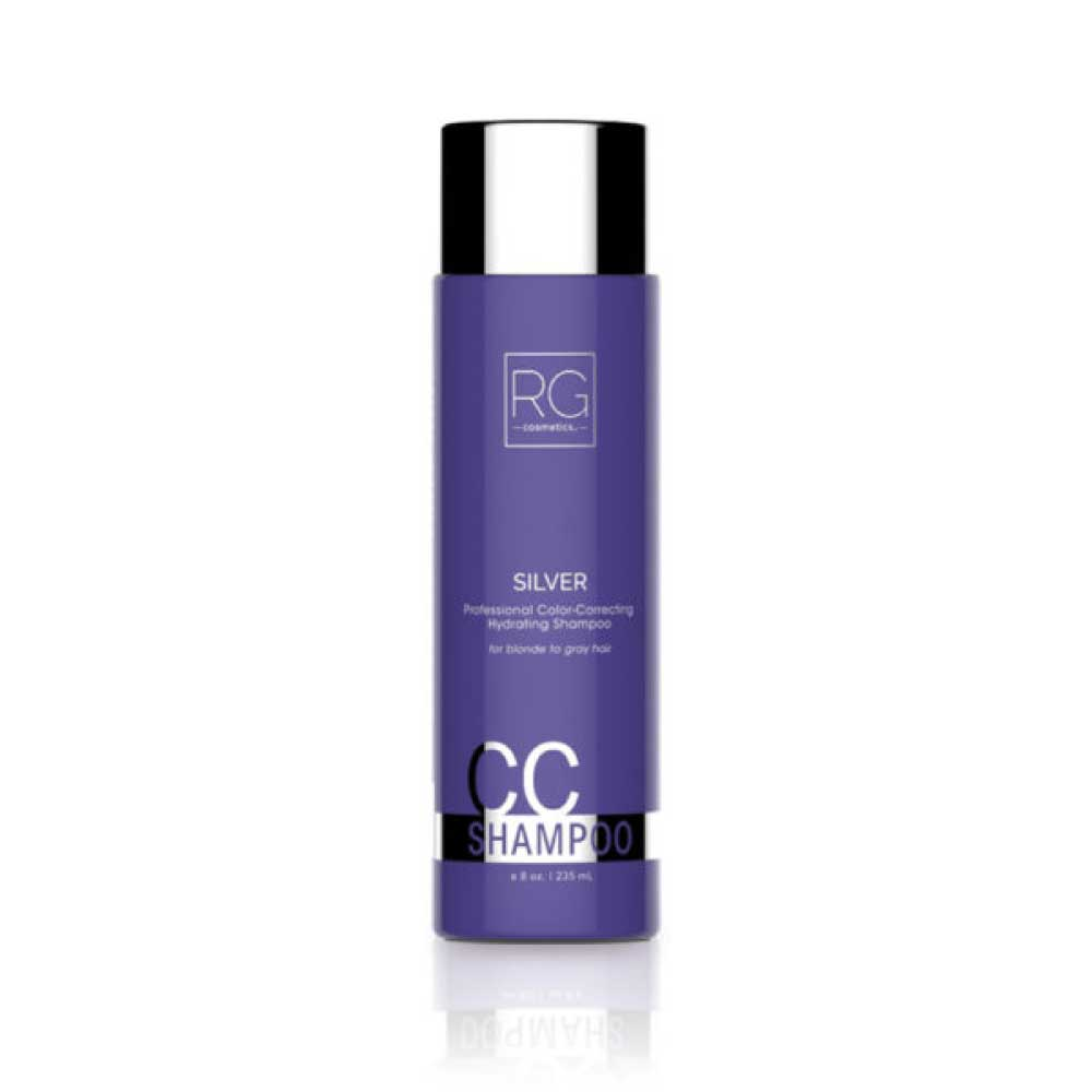RG COLOR CORRECTING SILVER SHAMPOO 4oz